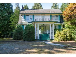 Photo 1: 5583 ALMA Street in Vancouver: Dunbar House for sale (Vancouver West)  : MLS®# R2206495