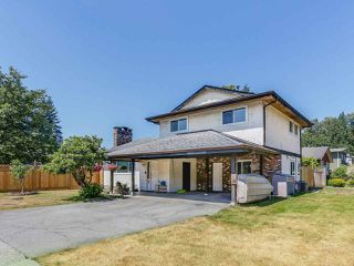Photo 1: 1465 LAURIER AVENUE in Port Coquitlam: Lincoln Park PQ House for sale : MLS®# R2205044