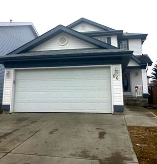 Photo 1: 66 DELAGE CR in St. Albert: Zone 24 House for sale : MLS®# E4081172