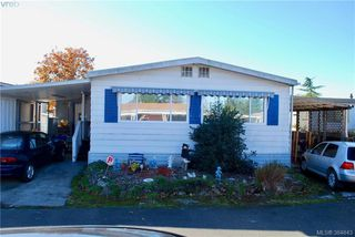 Photo 1: 34 1393 Craigflower Road in VICTORIA: VR Glentana Manu Double-Wide for sale (View Royal)  : MLS®# 384843