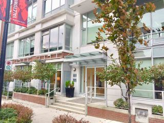 "Photo 1: 1204 821 CAMBIE Street in Vancouver: Downtown VW Condo for sale in ""RAFFLES ON ROBSON"" (Vancouver West)  : MLS®# R2233653"