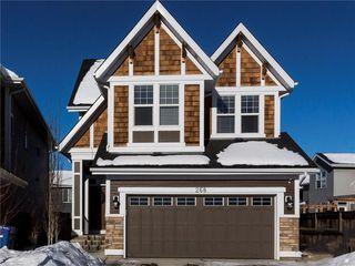 Main Photo: 268 AUBURN SPRINGS Close SE in Calgary: Auburn Bay House for sale : MLS®# C4165910
