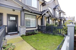 "Main Photo: 70 13819 232 Street in Maple Ridge: Silver Valley Townhouse for sale in ""Brighton at Silver Valley"" : MLS®# R2243735"