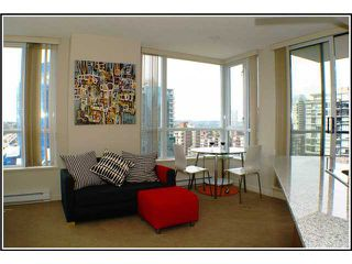 Photo 8: # 1507 1212 HOWE ST in Vancouver: Downtown VW Condo for sale (Vancouver West)  : MLS®# V941105