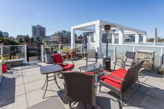 """Photo 2: 607 311 E 6TH Avenue in Vancouver: Mount Pleasant VE Condo for sale in """"The Wohlsein"""" (Vancouver East)  : MLS®# R2259659"""