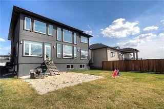 Photo 20: 71 Lake Bend Road in Winnipeg: Bridgwater Lakes Residential for sale (1R)  : MLS®# 1814165