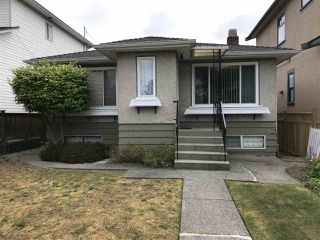 Photo 1: 8056 HAIG Street in Vancouver: Marpole House for sale (Vancouver West)  : MLS®# R2276096