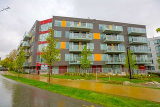 "Photo 1: 110 417 GREAT NORTHERN WAY in Vancouver: Mount Pleasant VE Condo for sale in ""CANVAS"" (Vancouver East)  : MLS®# R2277364"