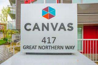 "Photo 2: 110 417 GREAT NORTHERN WAY in Vancouver: Mount Pleasant VE Condo for sale in ""CANVAS"" (Vancouver East)  : MLS®# R2277364"