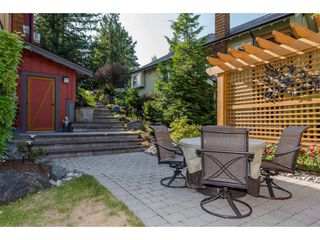 """Photo 20: 1856 HUCKLEBERRY Bend in Cultus Lake: Lindell Beach House for sale in """"COTTAGES AT CULTUS LAKE"""" : MLS®# R2293846"""
