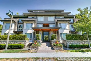 "Photo 1: 309 7478 BYRNEPARK Walk in Burnaby: South Slope Condo for sale in ""Green-By Adera"" (Burnaby South)  : MLS®# R2295623"