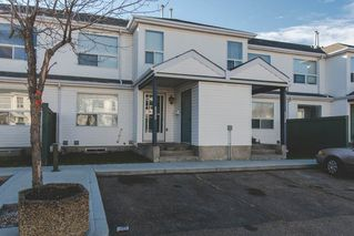 Main Photo: 115 603 YOUVILLE Drive E in Edmonton: Zone 29 Townhouse for sale : MLS®# E4134060