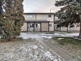 Main Photo: 776 Clareview Road in Edmonton: Zone 35 Townhouse for sale : MLS®# E4136881