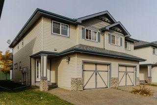 Main Photo: 55 2565 HANNA Crescent in Edmonton: Zone 14 House Half Duplex for sale : MLS®# E4137412