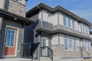 Main Photo: 3108 KESWICK Way in Edmonton: Zone 56 House Half Duplex for sale : MLS®# E4140138