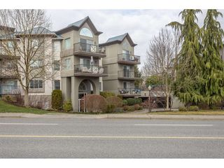 "Main Photo: 217 32725 GEORGE FERGUSON Way in Abbotsford: Central Abbotsford Condo for sale in ""Uptown"" : MLS®# R2335926"