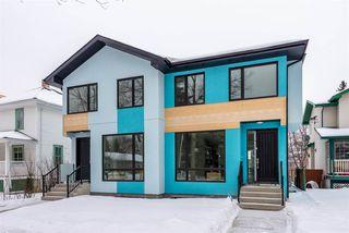 Main Photo: 11517 75 Avenue in Edmonton: Zone 15 House Half Duplex for sale : MLS®# E4144637