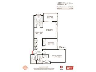 "Photo 20: 203 1467 MARTIN Street: White Rock Condo for sale in ""Searidge Court"" (South Surrey White Rock)  : MLS®# R2347342"