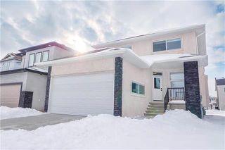 Photo 1: 74 Daylan Marshall Gate in Winnipeg: Amber Trails Residential for sale (4F)  : MLS®# 1906302