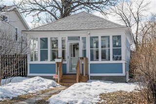 Main Photo: 234 Albany Street in Winnipeg: Deer Lodge Residential for sale (5E)  : MLS®# 1907188