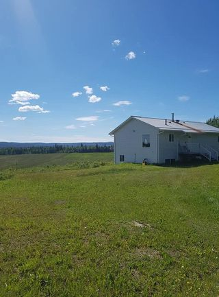 Photo 1: 23200 S MCBRIDE TIMBER Road in Prince George: Upper Mud House for sale (PG Rural West (Zone 77))  : MLS®# R2354955