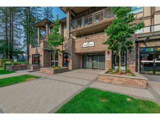 "Main Photo: 206 8695 160 Street in Surrey: Fleetwood Tynehead Condo for sale in ""Monterosso"" : MLS®# R2358395"
