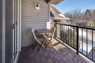 Photo 15: 5 10240 90 Street in Edmonton: Zone 13 Townhouse for sale : MLS®# E4155627