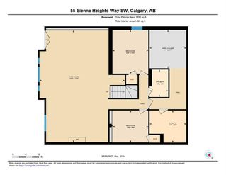 Photo 6: 55 Sienna Heights Way SW in Calgary: Signal Hill Detached for sale : MLS®# C4243524