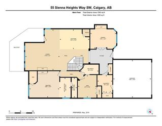 Photo 5: 55 Sienna Heights Way SW in Calgary: Signal Hill Detached for sale : MLS®# C4243524