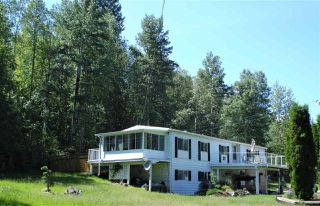 Main Photo: 1753 MILLS Road in Quesnel: Quesnel - Town Manufactured Home for sale (Quesnel (Zone 28))  : MLS®# R2370947