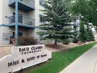 Photo 19: 111 16303 95 Street in Edmonton: Zone 28 Condo for sale : MLS®# E4160556