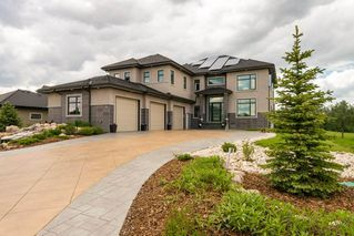 Photo 1: 356 Brassie Point: Rural Strathcona County House for sale : MLS®# E4164777