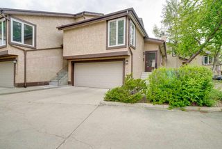 Main Photo: 14836 43 Avenue in Edmonton: Zone 14 Townhouse for sale : MLS®# E4164935