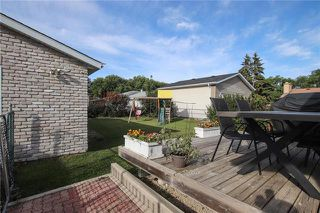 Photo 17: 484 Paufeld Drive in Winnipeg: North Kildonan Residential for sale (3F)  : MLS®# 1922936