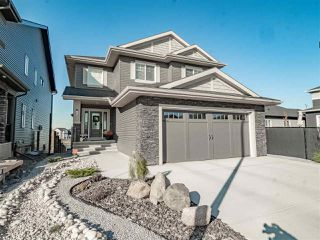 Main Photo: 40 ALDRIDGE Crescent: Sherwood Park House for sale : MLS®# E4176967