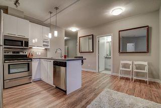 Photo 3: 412 10418 81 Avenue in Edmonton: Zone 15 Condo for sale : MLS®# E4178046