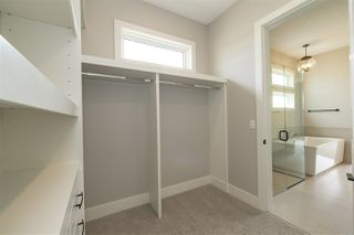 Photo 23: 4610 Knight Point in Edmonton: Zone 56 House Half Duplex for sale : MLS®# E4179759