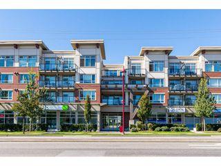 "Photo 1: 210 7511 120 Street in Delta: Scottsdale Condo for sale in ""ATRIA"" (N. Delta)  : MLS®# R2433452"