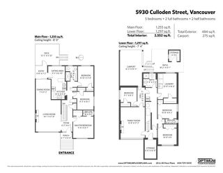 Photo 32: 5930 CULLODEN Street in Vancouver: Knight House for sale (Vancouver East)  : MLS®# R2465527