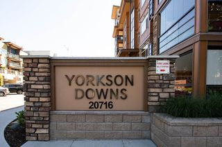 "Photo 2: A115 20716 WILLOUGHBY TOWN CENTRE Drive in Langley: Willoughby Heights Condo for sale in ""YORKSON DOWNS"" : MLS®# R2481330"