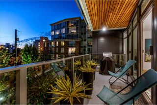 "Photo 14: 203 1555 W 8TH Avenue in Vancouver: Fairview VW Condo for sale in ""1555 WEST EIGHTH"" (Vancouver West)  : MLS®# R2496027"