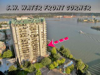 """Photo 1: 804 1250 QUAYSIDE Drive in New Westminster: Quay Condo for sale in """"PROMENADE"""" : MLS®# R2500975"""