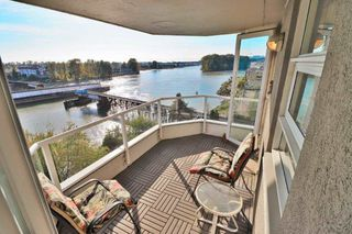"""Photo 9: 804 1250 QUAYSIDE Drive in New Westminster: Quay Condo for sale in """"PROMENADE"""" : MLS®# R2500975"""