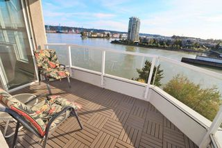 """Photo 8: 804 1250 QUAYSIDE Drive in New Westminster: Quay Condo for sale in """"PROMENADE"""" : MLS®# R2500975"""
