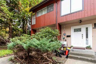 """Main Photo: 4814 FERNGLEN Drive in Burnaby: Greentree Village Townhouse for sale in """"Greentree Village"""" (Burnaby South)  : MLS®# R2516610"""
