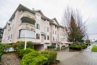 "Photo 1: 105 46000 FIRST Avenue in Chilliwack: Chilliwack E Young-Yale Condo for sale in ""First Park Ave"" : MLS®# R2528063"