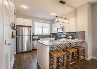Photo 1: 2141 MAPLE Road in Edmonton: Zone 30 House Half Duplex for sale : MLS®# E4225133