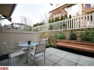 "Photo 28: 13 20350 68TH Avenue in Langley: Willoughby Heights Townhouse for sale in ""Sunridge"" : MLS®# F1106051"