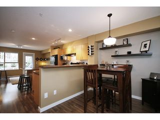 "Photo 3: 13 20350 68TH Avenue in Langley: Willoughby Heights Townhouse for sale in ""Sunridge"" : MLS®# F1106051"