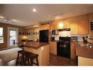 "Photo 4: 13 20350 68TH Avenue in Langley: Willoughby Heights Townhouse for sale in ""Sunridge"" : MLS®# F1106051"
